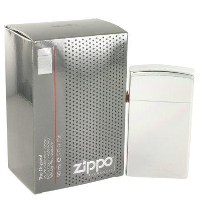 Zippo Silver Cologne By Zippo Eau De Toilette Refillable Spray
