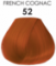 Adore Semi-Permanent Hair Color 52 French Cognac 4 oz
